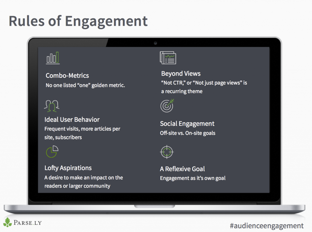 How to define audience engagement